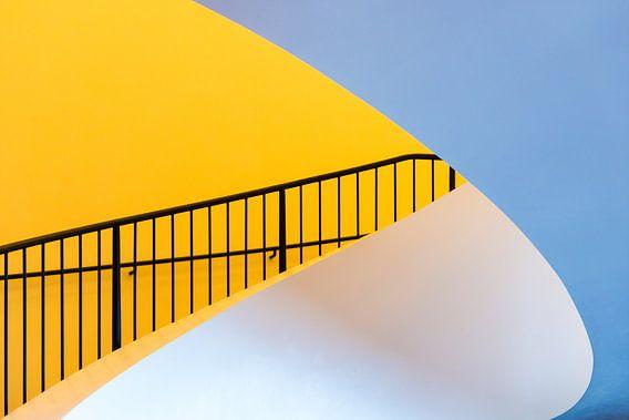 Gele trap van Maerten Prins