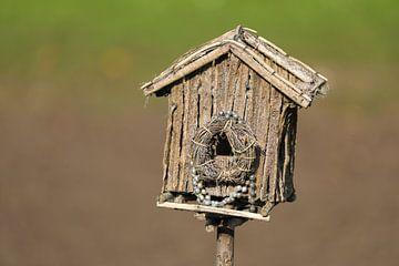 Vogelhuisje von Edwin Butter