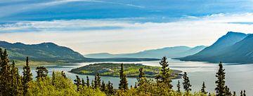Bove Island, Yukon, Canada van Rietje Bulthuis