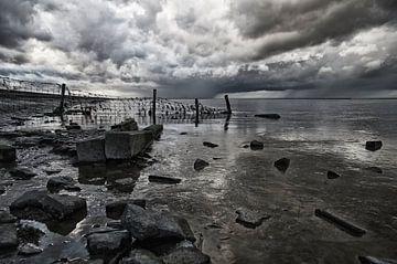 De gebroken kust von Remco de Vries