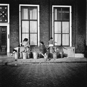 Vuilnisbakken in Dordrecht van Dordrecht van Vroeger