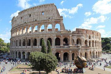 Colosseum Rome van Martin van den Berg Mandy Steehouwer