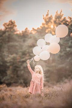 ballon sur Elke De Proost