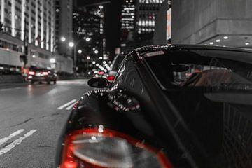 Porsche Carrera van