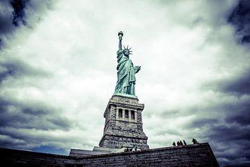 Statue of Liberty 02 van FotoDennis.com