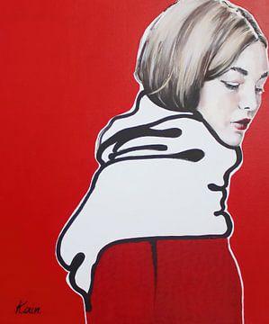 Das Mädchen von nebenan von Petra Kaindel