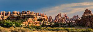 Sunset Canyonlands National Park, Utah