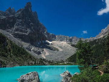 Lago di Sorapis von Henk Goossens