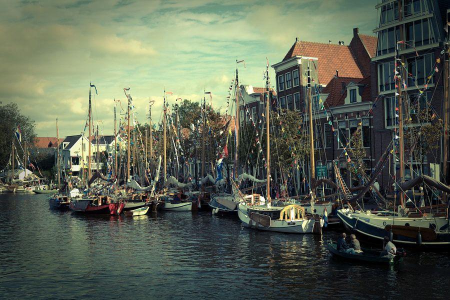 Haarlem Vaardagen van Jasper van der Meij