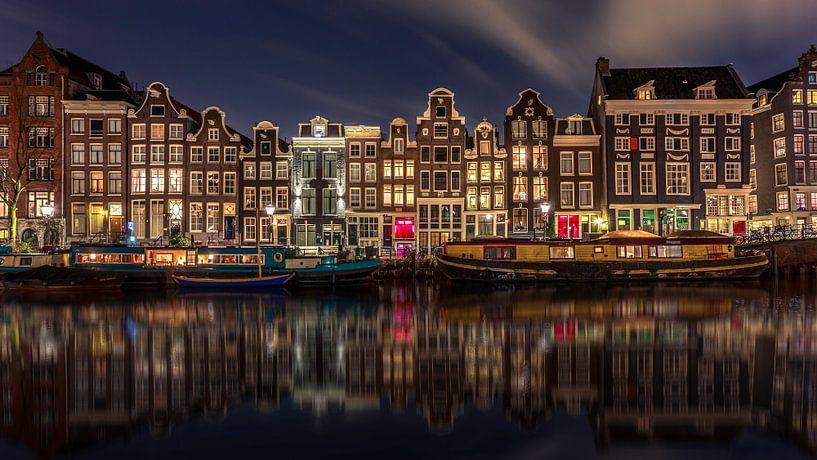 Singel Red Light District van Michael van der Burg