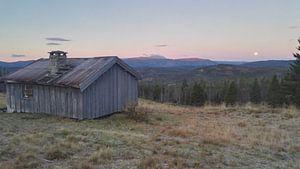 Hut in Noorwegen van