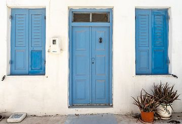 Griekse deur von Mario Calma