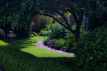 droom tuin van