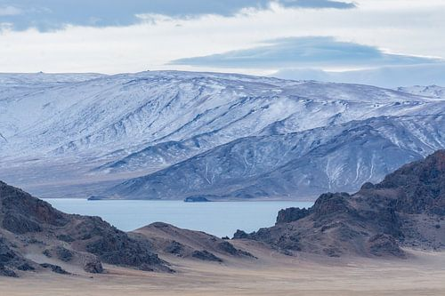 Bergmeer Mongolië