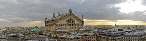 Opéra Garnier de Paris (France)