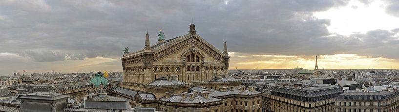 Opéra Garnier de Paris (France) van Jean Pierre De Neef