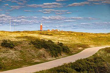 Texel-Leuchtturm von Jaap Spaans