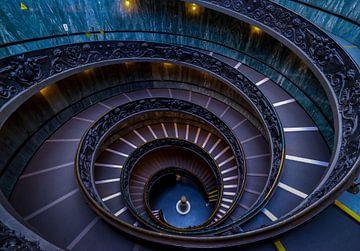 Trap Museum Vaticaan van Mario Calma