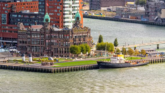Maritiem Erfgoed: Hotel New York & ms Holland