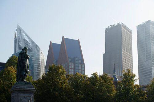 Stadsgezicht Den Haag