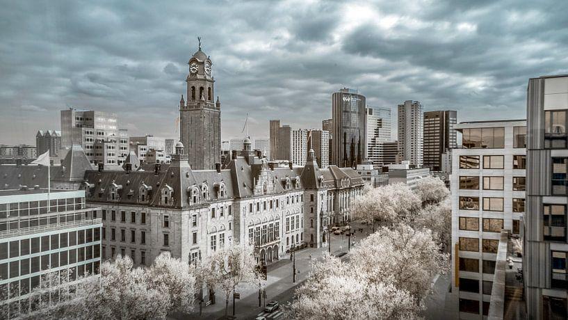 Stadhuis Rotterdam van Ad Van Koppen