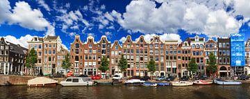 Prinsengracht grachtenpanden Amsterdam sur