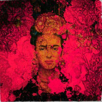 Frida - Pink von Felix von Altersheim