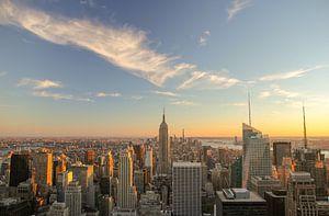 New York Sunset van