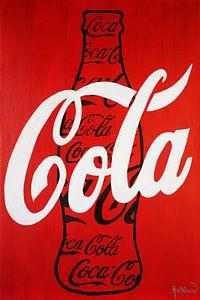 Coca Cola Schwarze Flasche