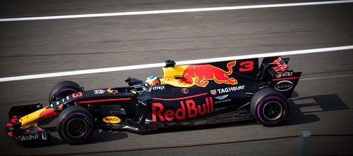 Daniel Ricciardo Spa Francorchamps Red Bull Racing von Marcel Keurhorst