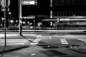 Barendrecht bij nacht