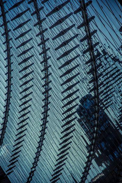 Brüsseler Architektur 3 von Christophe Fruyt