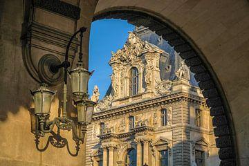 Musée du Louvre, Paris von Christian Müringer