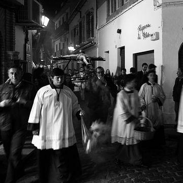 Semana Santa, Cordoba van Peter van Eekelen