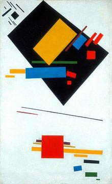 Suprametismus, Kazimir Malevich
