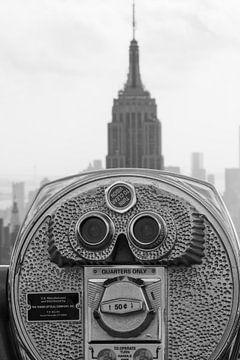 Empire State Building van Edwin Hendriks