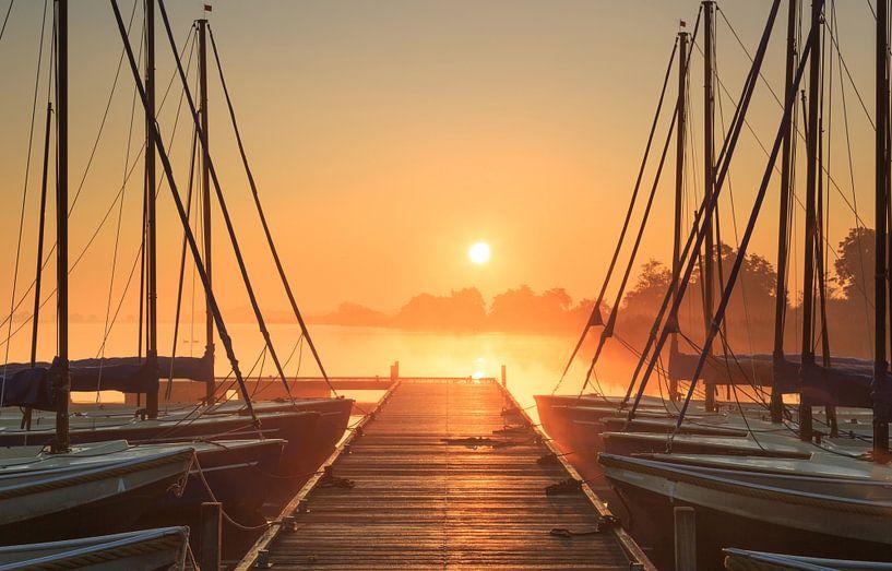 Prachthaven van Sander van der Werf