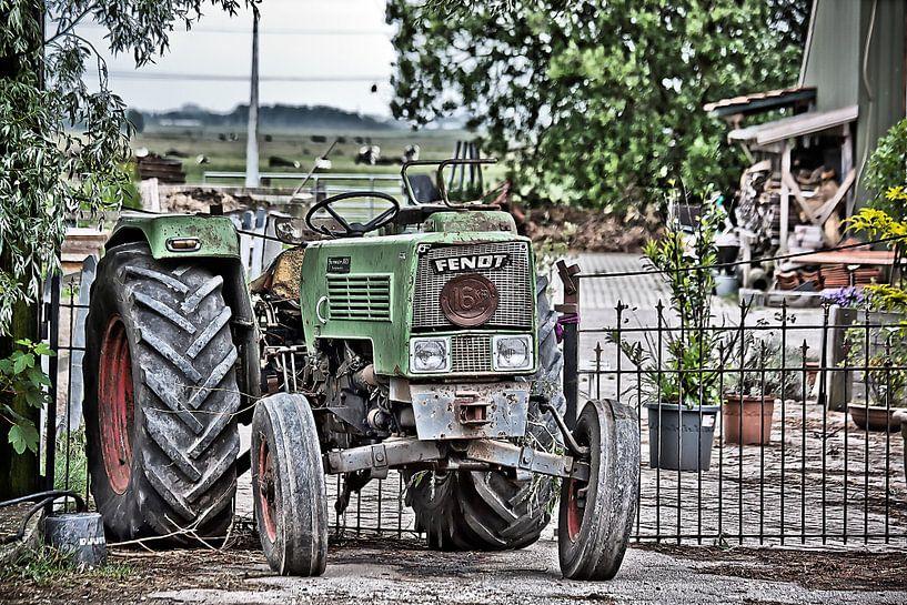 Fendt Traktor von Michel Derksen
