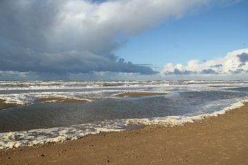 Het strand van Wassenaar/ The beach of Wassenaar von