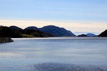 Åfjord fjord van Anton Roeterdink