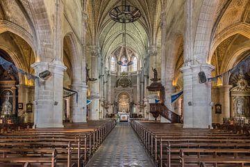 Notre Dame de Bon Port a Les Sables d'Olonne sur Don Fonzarelli
