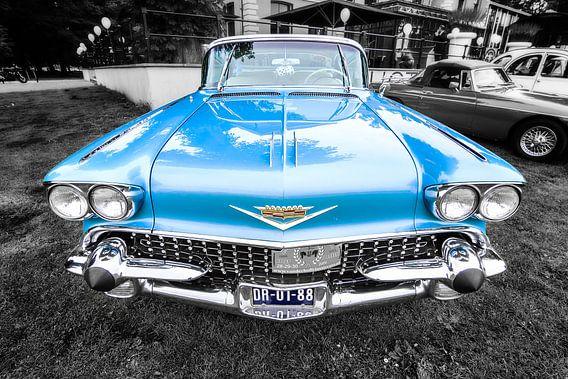 1958 Cadillac Series 62 Coupe van Dennis van de Water