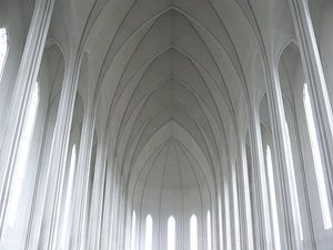 church in reykjavik van Gerwin Hulshof