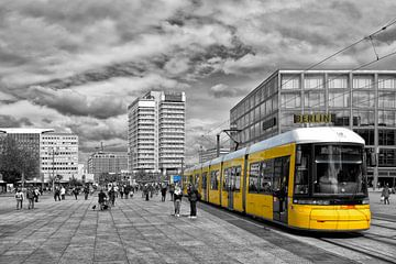 Berlin Alexanderplatz II von Joachim G. Pinkawa