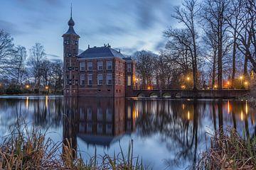 Zonsopkomst bij Kasteel Bouvigne, Breda van Rossum-Fotografie