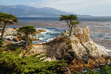 17 Meilen fahren Pebble Beach Kalifornien von John Kraak