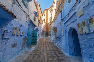 Chefchaouen (Marokko) von Marcel Kerdijk
