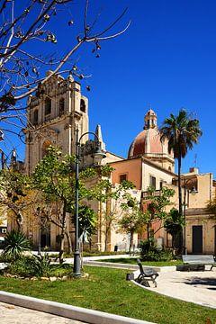 Sizilien - Chiesa Santa Venera in Avola von Gisela Scheffbuch