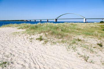 Fehmarn-Sund Brücke von Angelika Stern