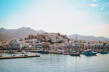 Griekse parel aan zee van Daphne Groeneveld